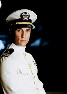 Matthew McConaughy makes a yummy sailor.