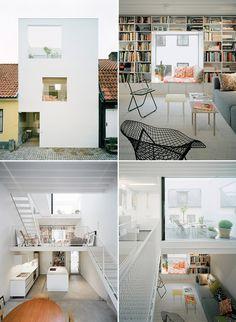 Swedish home, interior design, modern home