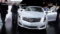 Cadillac ats compact car: watch video of chapter 5 Cadillac Ats, Sports Sedan, Bmw 3 Series, Watch Video, Super Cars, Compact, Future, Nice, Toys