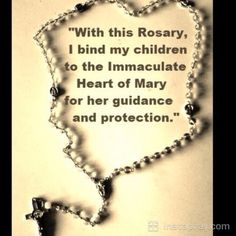 A powerful prayer to bring family to Jesus through the rosary.mother prayed daily for 7 years for spiritual daughter, born on Holy Rosary Day Polish Catholic Calendar Rosary Prayer, Praying The Rosary, Holy Rosary, Faith Prayer, My Prayer, Prayer Board, Catholic Quotes, Religious Quotes, Rosary Quotes