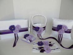 Purple and Lavender Wedding Set