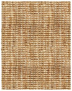 Andes Natural Jute Area Rug