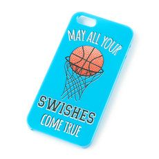 May All Your Swishes Come True Cover for iPhone 5 and 5s