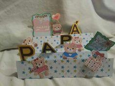 Father day gift card. Tarjeta de regalo día del padre.