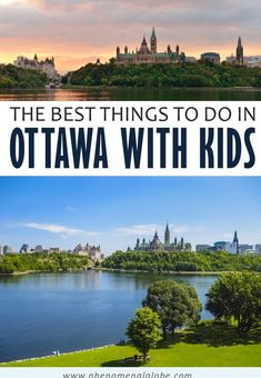 The Best Things To Do In Ottawa With Kids (By A Local). The Best Things To Do In Ottawa With Kids (By A Local) Here are a few exciting things you can do in Ottawa with Kids! We have a list of activities you can do with your children in OTTAWA Vancouver, Toronto, Best Places To Travel, Cool Places To Visit, Travel Couple, Family Travel, Quebec, Travel Usa, Travel Tips