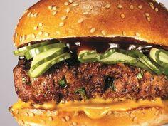 burger z Azji