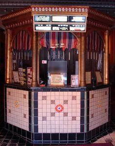 Oriental Theatre, Milwaukee, WI - box office