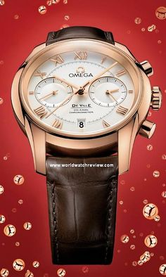 Omega De Ville Co-Axial Chronograph automatic