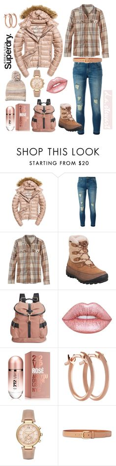 """""""The Cover Up – Jackets by Superdry: Contest Entry"""" by dastewart ❤ liked on Polyvore featuring Fuji, MICHAEL Michael Kors, prAna, Timberland, Calvin Klein, Lime Crime, Carolina Herrera, Pori, Michael Kors and Ralph Lauren"""