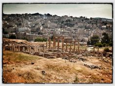 Jerash – the greatest Roman ruins you've never heard of. | The Amateur Adventurer - The old and the new