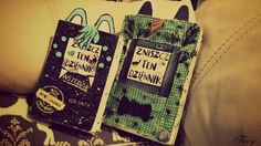Podesłała Hania Markiewicz #zniszcztendziennikwszedzie #zniszcztendziennik #kerismith #wreckthisjournal #book #ksiazka #KreatywnaDestrukcja #DIY