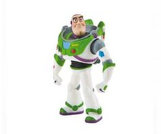 This Buzz Lightyear Toy Story Cake Topper stands at in height and is the perfect decoration for an out of this world celebration cake! Also, the topper can be used afterwards as a Buzz Lightyear toy! Disney Cake Toppers, Toy Story Cake Toppers, Toy Story Cakes, Toy Story 3, Bolo Toy Story, Walt Disney, Disney Toys, Disney Pixar, Lightning Mcqueen