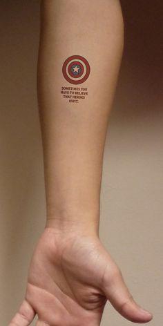 Hero Tattoo