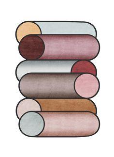 arpet Rotazioni , Patricia Urquiola (CC Carpet