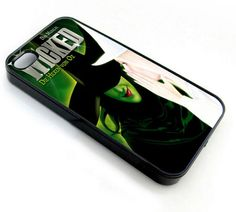I would have this if i owned an iPhone.  Wicked Musical Theatre - iPhone 4 Case, iPhone
