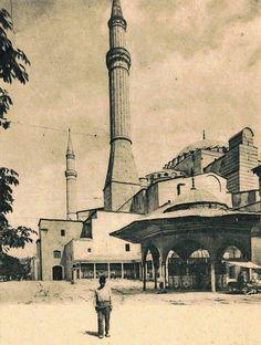 Ayasofya, 1880ler #istanbul #istanlook