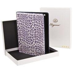 Чехол Elegance Сиреневый леопард для iPad 2   3 купить в интернет-магазине BeautyApple.ru.