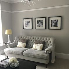 Getting ready to settle down for the One Love concert ❤️ Hope it all goes ok after last nights events Living Room Cushions, Living Room Lounge, Living Room Paint, Living Room Grey, Living Room Modern, Home Living Room, Living Room Designs, Living Room Decor, Laura Ashley Dove Grey