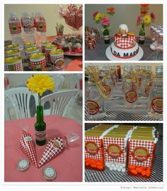 foto festa boteco Decoration Party Ideas, Table Decorations, Beer Tasting Parties, 40th Birthday Parties, Open House, Big Day, Party Time, Inspiration, Home Decor