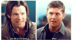 The French Mistake // Tv Show // Supernatural Season 6 Scene