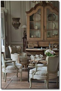 12 Ways to Bring the Rustic French Country Look into your Home
