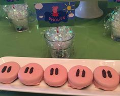 Peppa Pig Birthday Party Ideas | Photo 5 of 8 | Catch My Party