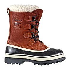 """Winterstiefel """"Caribou Wool"""" Sorel  Klassischer Winterstiefel für Frauen!  Ein Winterstiefel, der neben klassischer Optik und bewährter Technik auch noch den modischen Aspekt bedient.  Für ..."""