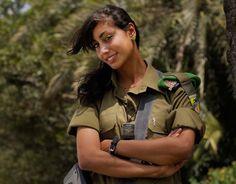 Arab military women images   MUSLIM WOMAN: ARABS MUST ENLIST IN IDF