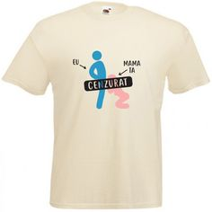 Tricou Eu si mama ta (cenzurat) este despre o activitate fizica pe care cel ce poarta tricoul sau hanoracul a efectuat-o impreuna cu mama unui prieten. Mens Tops, T Shirt, Fashion, Supreme T Shirt, Moda, Tee Shirt, Fashion Styles, Fashion Illustrations, Tee