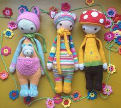 Ak at home    : crochet * Floddertje