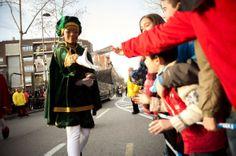 Reportatge fotogràfic sobre la Cavalcada de Badalona