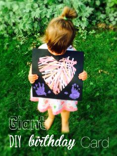 Toddler craft, developing fine motor skills & playing and making a grandma birthday card !