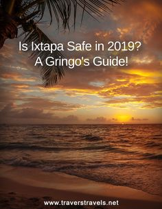 I think the city of Ixtapa is a fantastic place for you to visit and it is entirely safe for you to do so however I do have some concerns about visiting or passing through the state of Guerrero. Find out what you need to know right here! Visit Mexico, In 2019, Need To Know, Costa, Safety, How To Plan, World, Places, Blog