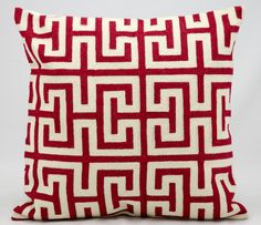 Now Wool Throw Pillow