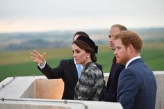 Kate Middleton, Prince William, and Prince Harry Step Out For an Important Cause in France