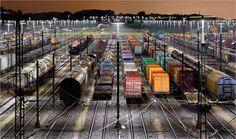 Güterbahnhof Maschen (HafenCity Hamburg III)