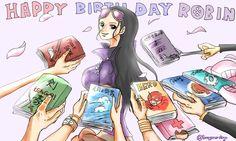 Image - Happy birthday Robin ! - Bienvenue sur le blog de ZoroxRobin-074 . - Skyrock.com