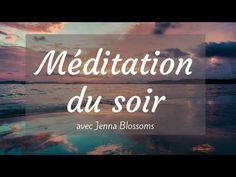 Méditation guidée du soir - Libération des préoccupations (Bruits des vagues) - YouTube Burn Out, Before Sleep, Relaxing Music, Yoga Meditation, Reiki, Feel Good, Positivity, Neon Signs, How To Plan