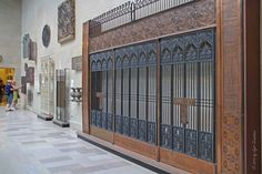 wrought iron from chicago stock exchange | ... [Original Chicago Stock Exchange Bldg. - by Adler and Sullivan
