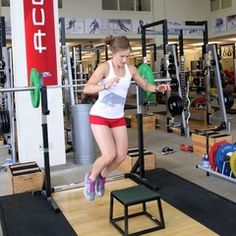 US Ski Team's 5 essential summer training exercises.