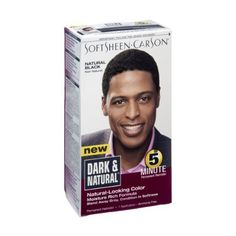 Dark and Natural Color Men Natural Black (3 Pack) * Click image to review more details.
