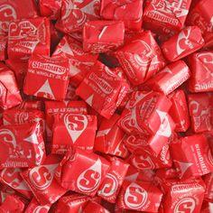 Cherry Splash Starburst Bulk one color candy! Grad Parties, Holiday Parties, Birthday Parties, Birthday Ideas, Starburst Candy, Fraggle Rock, Bulk Candy, Candy Shop, One Color
