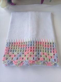 Crochet I Cord, Tunisian Crochet, Crochet Granny, Crochet Motif, Crochet Lace, Crochet Patterns, Crochet Flower Tutorial, Crochet Flowers, Crochet Collar Pattern