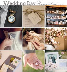 Wedding Day Remembra