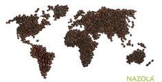Các loại giống cây và quốc gia sản xuất cà phê trên toàn thế giới