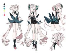 Female Character Design, Character Design References, Character Drawing, Character Design Inspiration, Character Concept, Drawing Anime Clothes, Arte Sketchbook, Art Reference Poses, Anime Comics