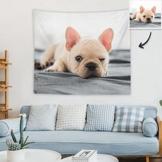 Custom tapestry, design and make your own tapestry with photo - Giftlab