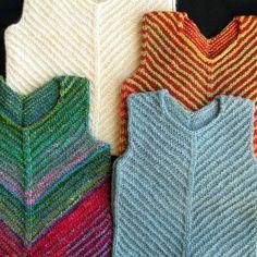 NobleKnits.com - Ruth Sorensen Sinus Baby Vest Knitting Patterns, $9.95 (http://www.nobleknits.com/products/Ruth-Sorensen-Sinus-Baby-Vest-Knitting-Patterns.html)