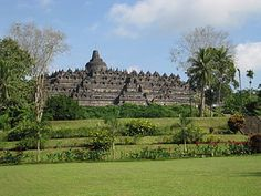 Srivijaya Empire. The Borobudur. By 1993, Pierre-Yves Manguin had proven that the centre of Srivijaya was along the Musi River between Bukit Seguntang and Sabokingking (situated in what is now Palembang, South Sumatra, Indonesia). Between late 7th to early 11th century Srivijaya rose to become hegemon in Southeast Asia, involved in close interactions — often rivalries — with neighboring Java, Kambuja and Champa.