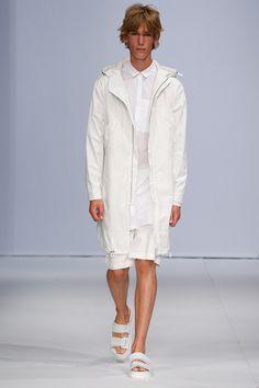 Whyred Stockholm Spring 2016 Fashion Show
